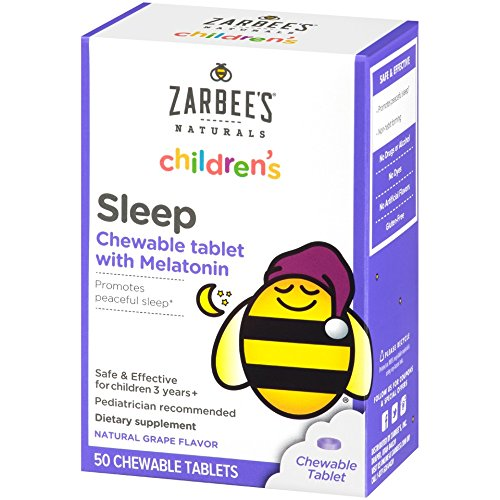 Zarbee's Children's Melatonin