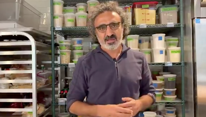 Chobani CEO Pays Off District's Lunch Debt