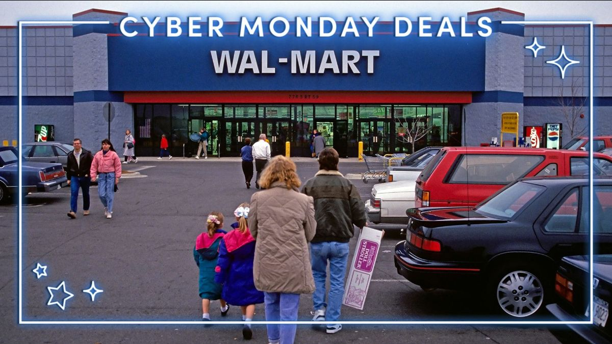 Walmart is *Owning* Cyber Monday. We've Got Their Best Deals in Tech, Travel Essentials, Home Goods, and More!