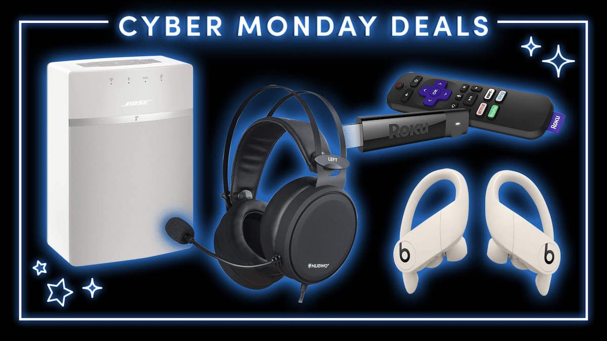 Calling All Tech Lovers: This is How we do Tech on Cyber Monday