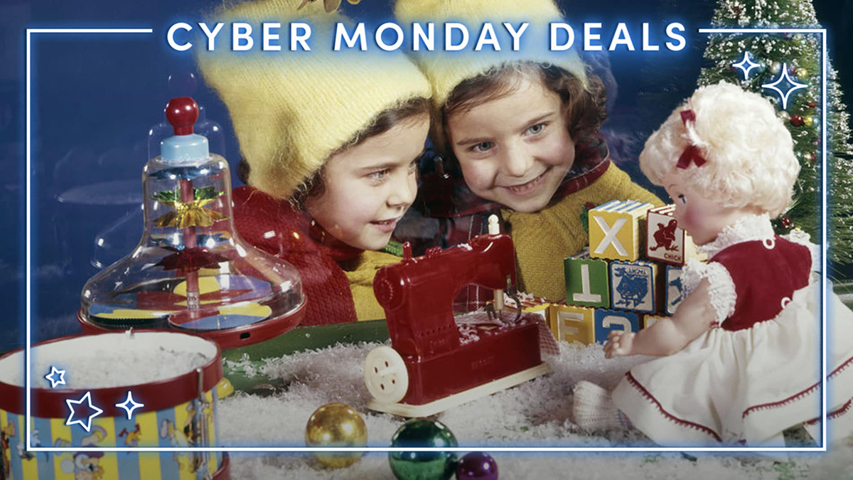 Cyber Monday's Best Deals: Toys And Games 2019