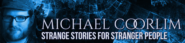 Michael Coorlim: Strange Stories for Stranger People