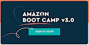 Amazon boot camp version 3.0 sign up now.
