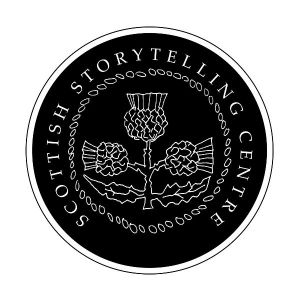 Scottish Storytelling Centre thistle logo