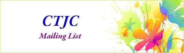 CTJC Mailing List