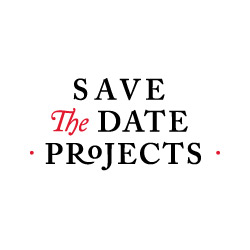 Logo Save the date projects