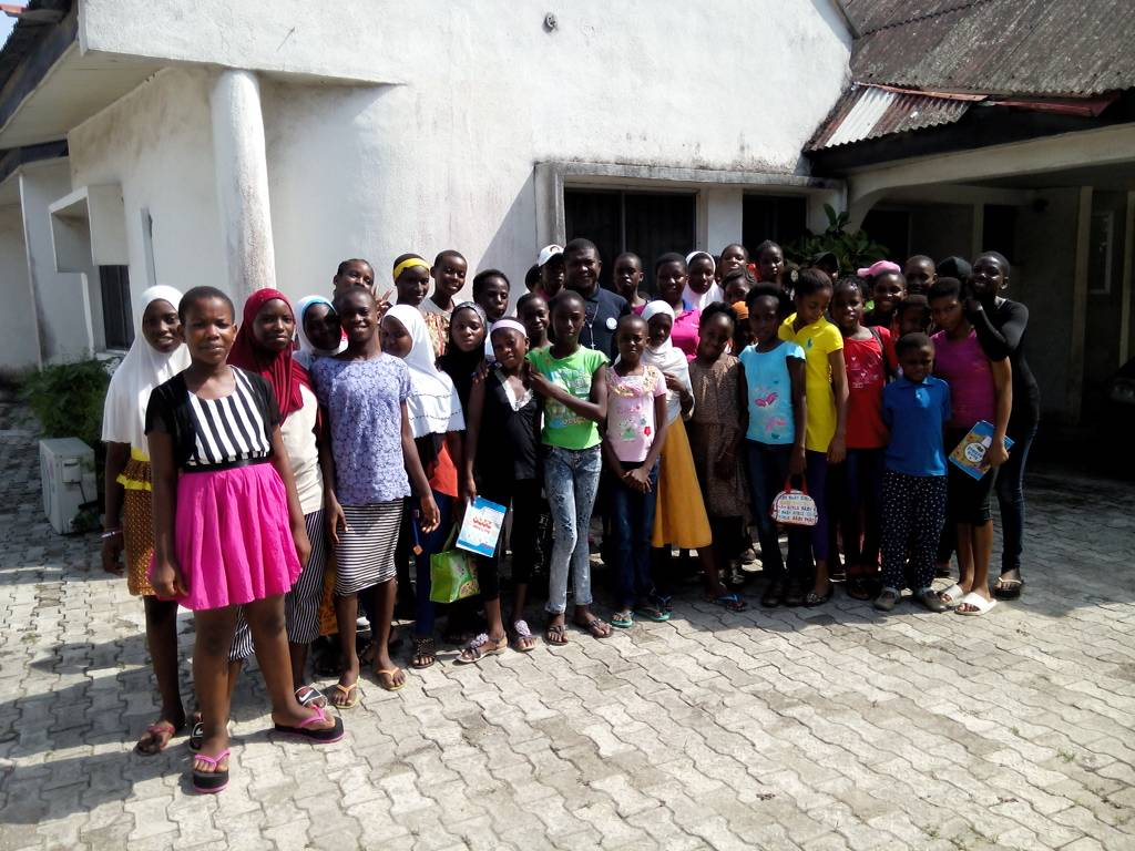 Girl Empowerment Training Porgramme