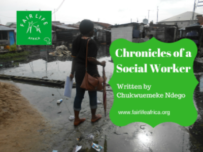 Chronicles of a Social Worker