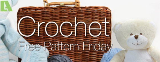 Free Pattern Friday Crochet presented by Leisure Arts