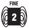 FINE 2 Yarn Weight