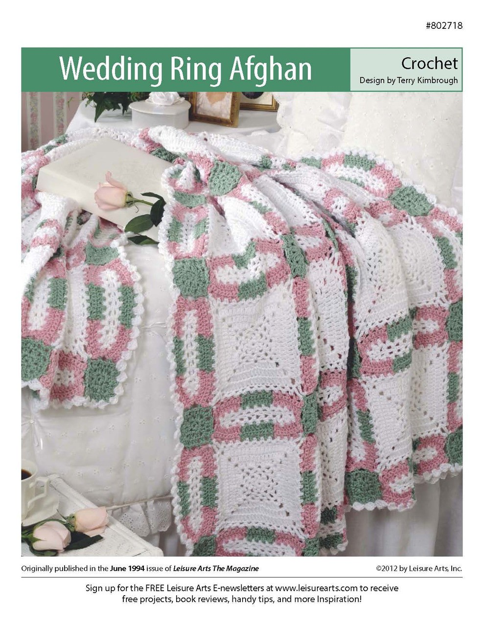 Wedding Ring Afghan a Free Crochet Download