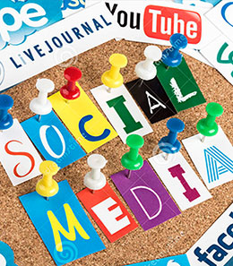 14 ways to combine print and social media in your marketing