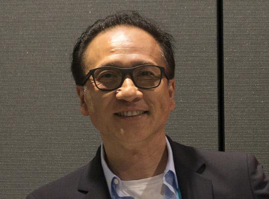 Kingman Leung, Owner, Pyramid Printing