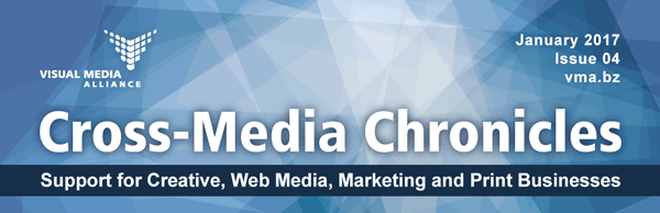 Cross-Media Chronicles Newsletter Masthead Image Issue 4