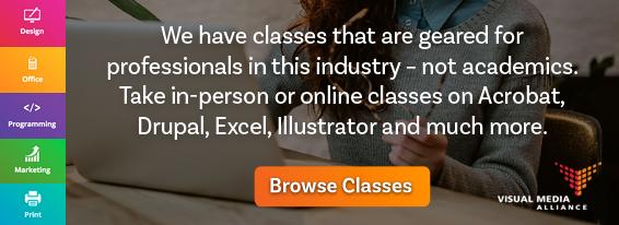 VMA Education - Browse Classes