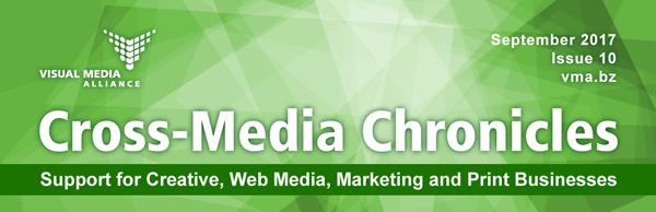 VMA Cross-Media Chronicles - Issue 10 - Newsletter Masthead Image