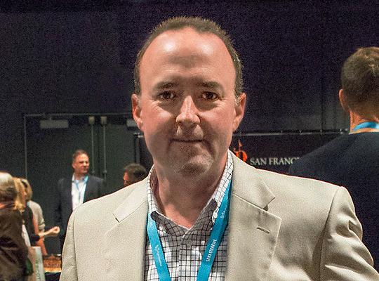 Rick Conant, Vice-President V-Innovative