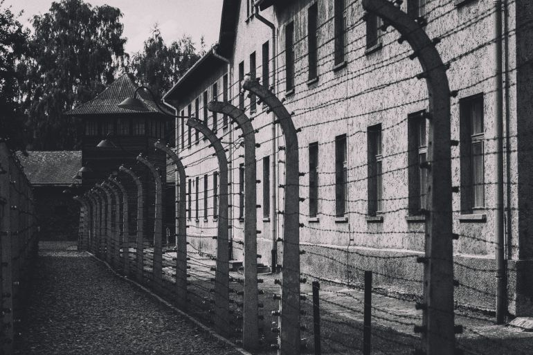 Auschwitz - Getty Images