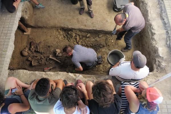 Exhumación Boadilla