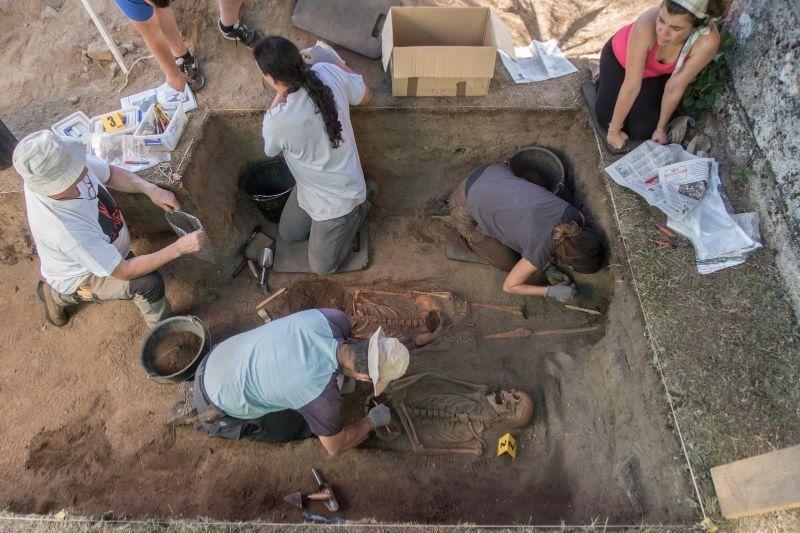 Exhumación Celeiros