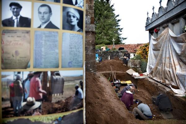 Exhumación Paramos