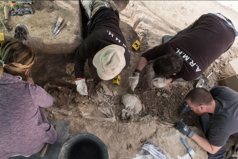 Exhumación Concud