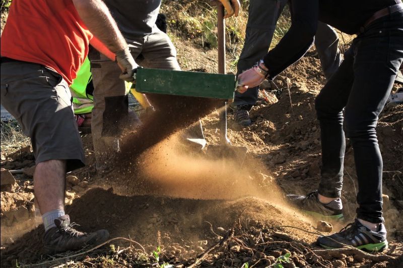 Exhumación Geras