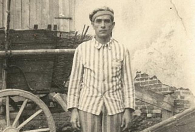 Joaquín Balboa - Deportado