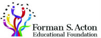 Forman S. Acton Educational Foundation Logo