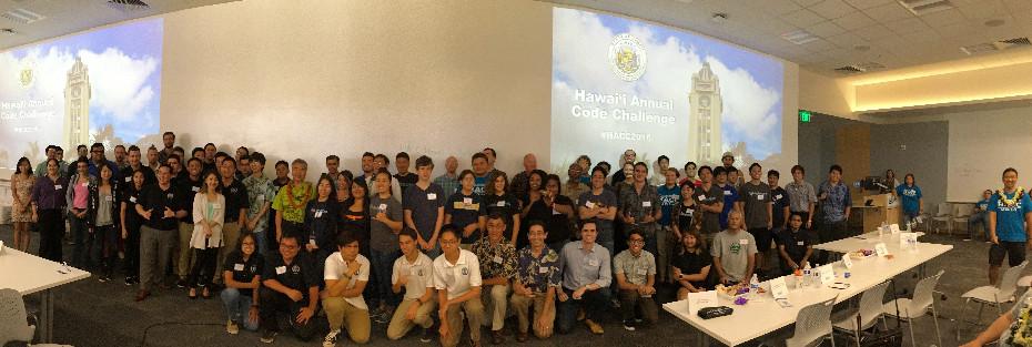 Photo of HACC participants