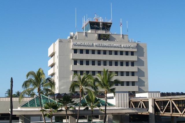 Honolulu International Airport Tower