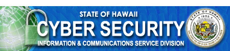 State of Hawaii Cyber Security, ICSD