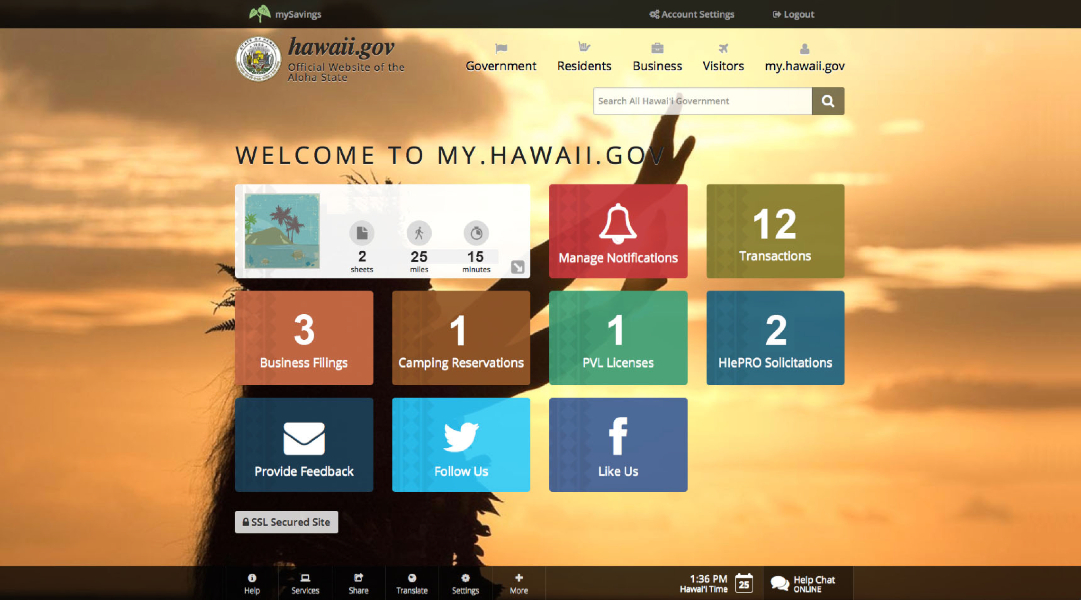 my.hawaii.gov