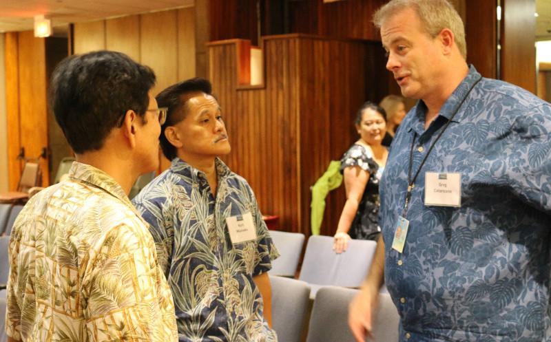Photos from HawaiiPay kickoff meeting