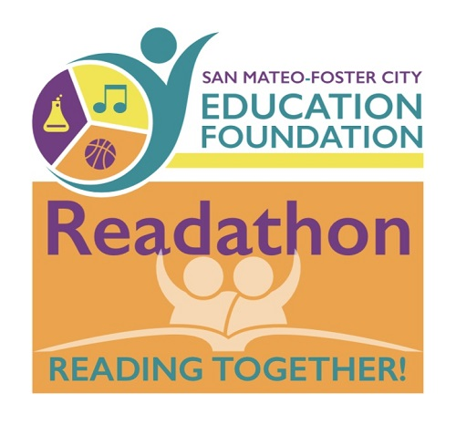 SMFC Education Foundation Readathon Logo
