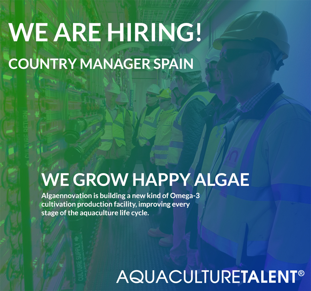 Country Manager Spain / Algaennovation