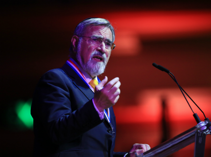 2016 Templeton Prize Ceremony - presentation & speech by Rabbi Lord Jonathan Sacks