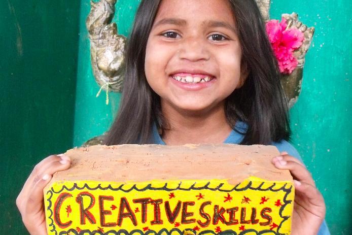 Brick Creative Skills
