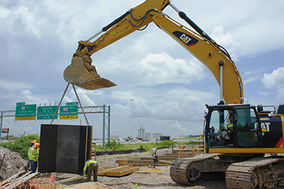 I-4 Ultimate progress is significant