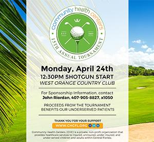 CHC 15th Annual Golf Tournament