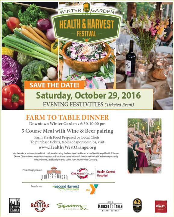 Health & Harvest Festival