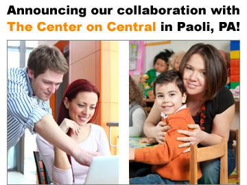 Announcing our collaboration with The Center on Central in Paoli, PA!