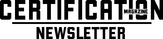 Certification Magazine Logo