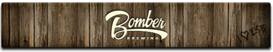 Bomber Brewing News