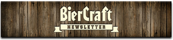 BierCraft Newsletter