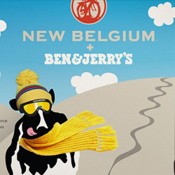 New Belgium Ben & Jerry's Ale