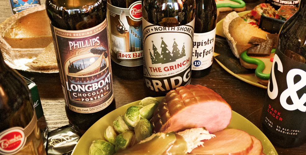 Holiday Beer Pairing