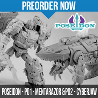 TFsource SourceNews! Platinum Edition Sale, FansToys, Maketoys, Iron Factory and More!