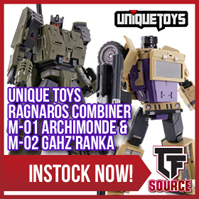 Transformers News: TFSource Labor Day Weekend Sale! ToyWorld Yellow Constructor Only $299! Save $300 all weekend long!