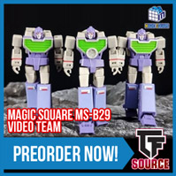 Transformers News: TFSource News - MP-47 Hound, Iron Factory Preorders, TF ReAction, BB DLX Soundwave & More!